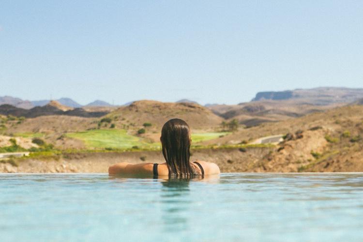 Piscina Salobre Gran Canaria Golf Resort Maspalomas
