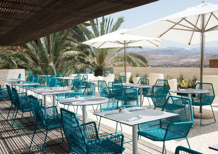 La palmera pool bar Salobre Hotel Resort & Serenity Maspalomas